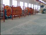 Machine d'échouage à cadre rigide, cordage en cuivre ou fil d'aluminium