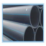ISO/DIN qualificou a tubulação do HDPE com mais baixo preço para o grande projeto subterrâneo do transporte