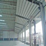 Электрическая надземная раздвижная дверь для индустрии