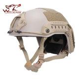 速い海軍バージョンヘルメットのケブラーの軍のヘルメットMh様式のヘルメット