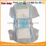 Tecido mágico do bebê da fita de Clothlike Backsheet do tipo do OEM (príncipe Bebê Tecido)