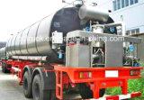 Del asfalto del transporte del tanque acoplado semi (38m3) (HTC9400GFL)