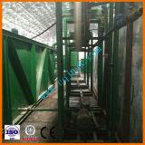 Planta de reciclagem de óleo de óleo residual através da destilação de óleo de base