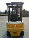 Min. 1.5トン電池のDCモーターを搭載する電気フォークリフト
