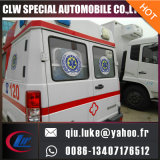 China Diesel ICU Ambulance Ambulance Car Price