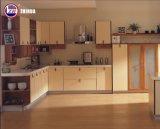 A melamina em forma de U (ZHUV armário de cozinha)