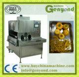 O peeling de maçã frutas máquina de corte da máquina