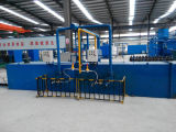 Destemplar el horno para la línea de Prduction del cilindro del LPG