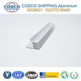 CNCの機械化を用いる6061/6063のアルミニウムプロフィールの放出の陽極酸化