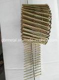 Q195/Q235 de scherpe Pallet van Galv van het Punt nagelt de Spijkers van de Rol van de Spijkers van het Dakwerk