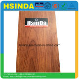 Impermeable de transferencia de calor del grano de madera acabado Aluminio Perfil de poliéster Powder Coating