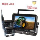 デジタルTrailors、トラックおよびコンバイン収穫機のための無線カメラシステム