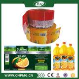 柔らかい包装および飲料のための自動収縮の袖のラベル