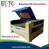 Автомат для резки гравировки лазера CNC СО2 для деревянной бумаги MDF Acrylic