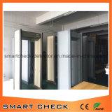 Использование вне помещений безопасности ворота металлоискателя, портативный ходьбы через ворота металлоискателя