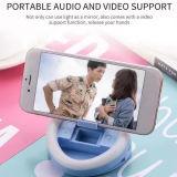 Het nieuwe LEIDENE van Selfie van de Aankomst Licht van de Flits voor Gevormd Hart Smartphone