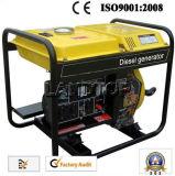 Cer, ISO bestätigte leises bewegliches Dieselset des generator-3kVA