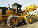 Gli S.U.A. usati hanno reso a gatto 966g il caricatore capo anteriore (caricatore del trattore a cingoli 966)