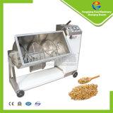 Misturador automático do misturador do sabor da alimentação da especiaria do alimento do pó dos feijões do aço inoxidável
