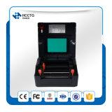 USB de transferencia térmica impresora de etiquetas de códigos de barras Hrp400h-T