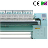 コンピュータ化された33ヘッドキルトにする刺繍機械