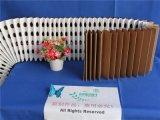 Cabina de pintura personalizados filtro de pliegues de la pintura de Hardware en el plegado de papel