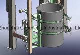 Triturador de gelo Fully-Automatic do bloco com o recipiente do gelo do aço inoxidável