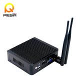 Neuester 4 *LAN Vierradantriebwagen-Kern J1900 Mini-PC mit 8g SSD DES RAM-64G, WLAN VPN Fräser industrieller PC Pfsense