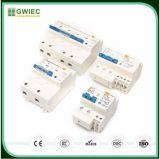 Interruttore automatico basso 25A di prezzi RCCB Gwiec Wenzhou 1p+N 2p 3p 3p+N 4p RCBO