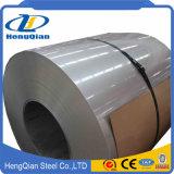 AISI 201 304 321 316 310 fríos/rodillo caliente No. 1, 2b, bobinas del acero inoxidable del No. 3 No. 4