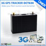 Traqueur de véhicule du réseau 3G GPS avec la détection de CRNA