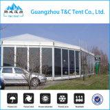 Hexagon Tent van het Ontwerp van het aluminium de Recentste met de Muren van het Glas voor de OpenluchtGebeurtenissen van de Partij