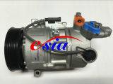 BMW 6pk Hvcc 123.5mmのための自動車部品AC圧縮機