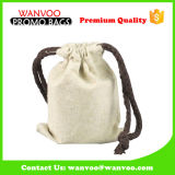 Embalagem promocional Super Drawstring Cotton Storage