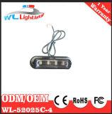 Selbst4w Außenwarnende Oberflächenmontierungs-blinkendes Licht der montierungs-LED