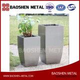 Uitstekend van de Decoratie van de Vazen van de Bloem van het Roestvrij staal van het metaal direct Gemaakt van Fabrikant