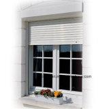 45mm Aluminium-überzogenes Fenster mit Walzen-Blendenverschluss-Teilen