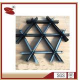 Bouwmaterialen van het Plafond van de Schoonheid van de Leverancier van China de Vochtbestendige Van het Plafond van de Grill van het Aluminium