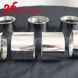 주문 자동 선반 도는 아연에 의하여 도금되는 강철 또는 고급장교 또는 구리 Rondelles/CNC 절단 금속 부속