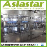 Rotary automático del animal doméstico Botella equipos de llenado de agua
