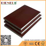 Het AntislipFilm Onder ogen gezien die Triplex van uitstekende kwaliteit door Linyi Factory wordt vervaardigd