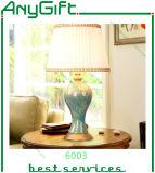 Lámpara de escritorio de cerámica moderna/lámpara de vector para 002 decorativos caseros