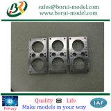 Peças de alumínio fazendo à máquina do CNC da precisão do OEM, peças sobresselentes de alumínio anodizadas