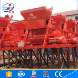 Heißes Verkaufs-Doppelt-horizontaler Welle Jinsheng Js1500 Betonmischer