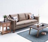 Semplici combinazioni di divano salotto casual in stile giapponese moderno