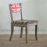 O restaurante de madeira conjunto de móveis com design especial cadeira (SP-CT822)