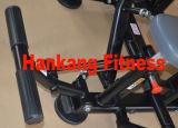 Strumentazione di ginnastica, strumentazione libera del peso, macchina di concentrazione, arricciatura di piedino messa PT-820