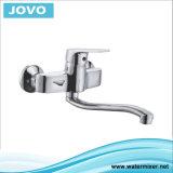 亜鉛ニースデザイン単一のハンドルの壁に取り付けられた台所Mixer&Faucet Jv72105