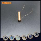 Le cuivre d'air enroule la bobine inductive de détecteur