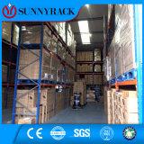 Sistema do racking da pálete do armazenamento do armazém do revestimento do pó